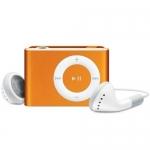เครื่องเล่น MP3 พกพา Orange