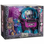 Monster High Scaris The City Of Frights Cafe Cart