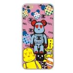 เคสไอโฟน 6 / 6s (TPU CASE) ลายหมี แบบ 5