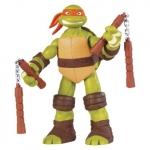 "Teenage Mutant Ninja Turtles 11"" Figure - Battle Shell Michelangelo"