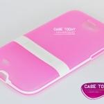 Note 2 Soft Case ฝาด้านหลังเป็น TPU