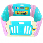 คอกกั้นเด็ก Meeso สี Aquamarine อความารีน ไซส์ S รุ่น Melody