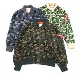 *Pre Order* Yokosuka Japanese Baseball jacket แฟชั่นญี่ปุ่นผ้าโพลีเอสเตอร์ปักลาย size M-2XL