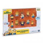 Despicable Me-Minion Made 10 Piece Figure Set