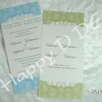 SCA0158 การ์ดแต่งงานแนะนำ