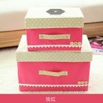 กล่องใสของอเนกประสงค์ 1 ชุด (กล่องเล็ก+กล่องใหญ่)