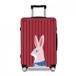 *Pre Order*กระเป๋าเดินทางแบบล้อ/ Trouser Trolley Box Board Box 20-24-28 inch /Rabbit