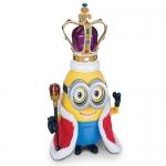 Minions Movie Action Figure - British Invasion King Bob