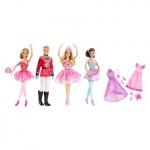 Barbie Big Box Holiday Barbie Doll Gift Set
