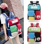 *Pre Order* กระเป๋าเป้แฟชั่น MCYS & JPN Yohji Kimura Canvas backpack High School -size 30x45x17 cm.