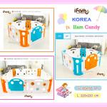 คอกกั้นเด็ก เกาหลี IFAM รุ่น Ifam Candy ไซต์ S