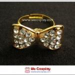 แหวนโลลิต้า รูปโบว์ Little Ribbon Lolita Ring