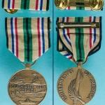 เหรียญตรา สหรัฐอมริกา ชนิด Southwest Asia Service Medal 1 เหรียญ ใช้แล้ว