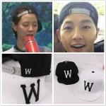 หมวกแบบ ซงจุงกิ (W)