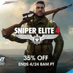 PSN Store US - Sniper Elite 4 Sale 35%