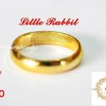แหวนคู่ แหวนหมั้น แหวนแทนใจ ในราคาเบาเบา แกะอักษรได้ตามต้องการค่ะ แหวนแกะอักษรสวยๆๆ ทอง96.5% 1 สลึง