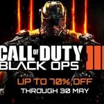 PSN Store Thai - Call of Duty Sale 70%