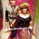 Aurora and Price Phillip Doll Set - Disney Fairytale Designer Collection