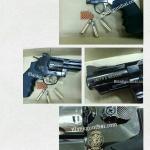 FS Colt .357 S&W 2.5 Cap Gun Revolver