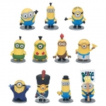 Universal Studios Minions Surprise Bag Figures **ขาย 4 ชิ้นขึ้นไป **