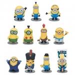 Universal Studios Minions Surprise Bag Figures **ขาย 4 ชิ้นขึ้นไป **