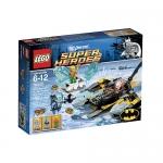 LEGO Super Heroes Artic Batman vs. Mr. Freeze, Aquaman on Ice (76000)
