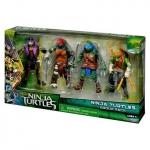 Teenage Mutant Ninja Turtles® Movie 4 pack Figure Exclusive