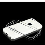 เคสไอโฟน 5C (TPU CASE) เคสนิ่มขาวใสคลุมรอบเครื่อง