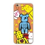 เคสไอโฟน 6 / 6s (TPU CASE) ลายหมี แบบ 2
