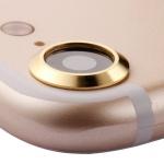 (สีทอง) Iphone 7 (วัสดุสแตนเลสอย่างดีโดนน้ำได้ไม่ขึ้นสนิม)
