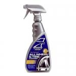 น้ำยาทำความสะอาดยาง และ ล้อแม๊ก A2Z All Wheel & Tire Cleaner