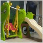 รีวิว Dolphin swing and slide by Haenim
