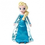 Disney Frozen Elsa Medium 16 inch Plush