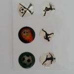 ปุ่มโฮมไอโฟน Football (1 Pack/6 ชิ้น)