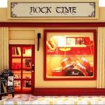 ฉาก DIY Rock Time.