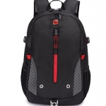 *Pre Order* SwissGear Backpack -Schoolbags Nylon 80% Polyester 20% /Color- Black -size 47X33 X18 cm.