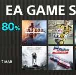 PSN Store US - EA Game Sale