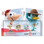Disney® Infinity Phineas & Ferb Toybox - Phineas and Agent P