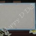 SC85156 การ์ดแต่งงานราคาไม่เกิน 8.50 บ