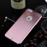 เคสไอโฟน 7 Plus (TPU CASE) Rose Gold