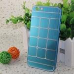เคสไอโฟน 6 เคสไอโฟน Hard Case กรอบอลูมิเนียมสีฟ้า