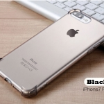 เคสไอโฟน 7Plus สีดำ กันกระแทกเยี่ยม (รุ่นนี้ไม่มีไฟนะคะ)