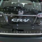 CVR-028 ชุดโครมเมียมหลังแบบ2 Honda CRV 2012