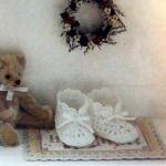 Pattern-แพทเทิร์นรองเท้าเด็ก 1
