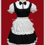 ชุดเมดฮันนี่ Honey Maid Costume สีดำ