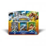Skylanders Giants: Battle Pack- Chop Chop, Shroomboom, Dragonfire Cannon