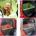 ที่รองเบาะรถยนต์สำหรับสุนัขและแมว (ส่งฟรี พัสดุธรรมดา)