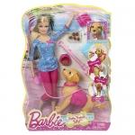 Barbie Potty Trainin' Taffy Barbie Doll and Pet Playset