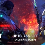PSN Store US - Flash Sale Sci-fi games Save 75%