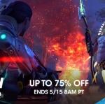 PSN Store US - Flash Sale Sci-fi games Save 75%